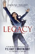Legacy GN (2018 Dark Horse) A House of Night Graphic Novel 1-1ST