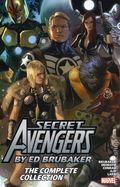 Secret Avengers TPB (2018 Marvel) The Complete Collection By Ed Brubaker 1-1ST