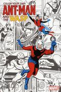 Color Your Own Ant-Man and the Wasp SC (2018 Marvel) 1-1ST