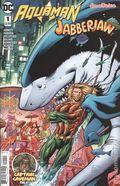 Aquaman Jabberjaw Special (2018 DC) 1A