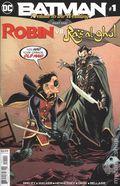 Batman Prelude to the Wedding Robin vs. Ras Al Ghul (2018 DC) 1