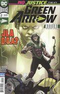 Green Arrow (2016 5th Series) Annual 2