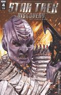 Star Trek Discovery The Light of Kahless (2017 IDW) 4A