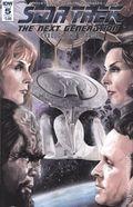 Star Trek The Next Generation Through the Mirror (2018 IDW) 5A