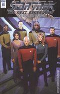 Star Trek The Next Generation Through the Mirror (2018 IDW) 5RIA