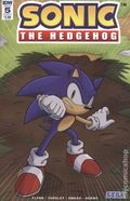 Sonic The Hedgehog (2018 IDW) 5A