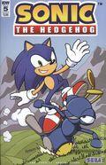 Sonic The Hedgehog (2018 IDW) 5B