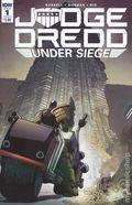 Judge Dredd Under Siege (2018 IDW) 1A