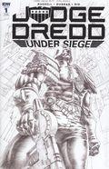 Judge Dredd Under Siege (2018 IDW) 1RIB