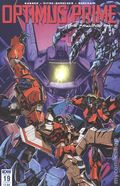 Optimus Prime (2016 IDW) 19A