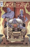 Sword of Ages (2017 IDW) 4A