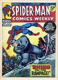 Spider-Man Comics Weekly (1973 UK) 37