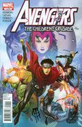 Avengers The Children's Crusade (2010) 1A.DF.SIGNED