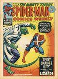 Spider-Man Comics Weekly (1973 UK) 39