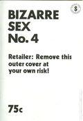 Bizarre Sex (1972 Kitchen Sink) #4, 4th Printing