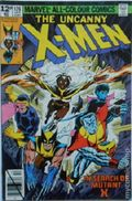 Uncanny X-Men (1963 1st Series) UK Edition 126UK