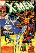 Uncanny X-Men (1963 1st Series) UK Edition 65UK