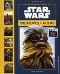 Moviemaking Magic of Star Wars: Creatures and Aliens HC (2018 Abrams) A Cinemagic Book 1-1ST