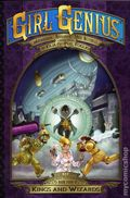 Girl Genius The Second Journey GN (2015- Airship Entertainment) 4-1ST