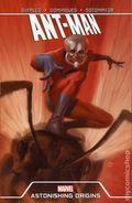 Ant-Man Astonishing Origins TPB (2018 Marvel) 1-1ST