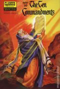 Classics Illustrated Special Issue: Moses and the Ten Commandments GN (2018 CCS Edition) 1-1ST