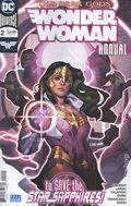 Wonder Woman (2016 5th Series) Annual 2