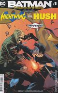 Batman Prelude to the Wedding Nightwing vs. Hush (2018 DC) 1
