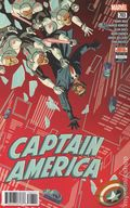 Captain America (2017 8th Series) 703A