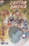Captain America (2017 8th Series) 703B