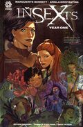 Insexts Year One HC (2018 Aftershock) 1-1ST
