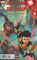 Ant-Man and Wasp Living Legends (2018) 1A