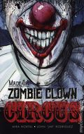 Made-Up: Zombie Clown Circus GN (2018 Source Point Press) 1-1ST