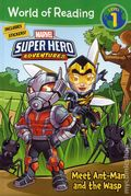 World of Reading: Marvel Super Hero Adventure Meet Ant-Man and the Wasp SC (2018 MP) 1-1ST