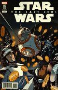 Star Wars The Last Jedi (2018 Marvel) 3B