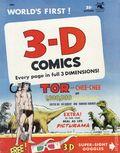 3-D Comics Tor (1953 St. John) 2B