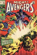 Avengers (1963 1st Series) UK Edition 65UK