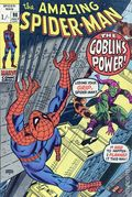 Amazing Spider-Man (1963 1st Series) UK Edition 98UK