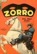 Zorro (1954 EBAL 1st series) Portuguese 91