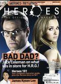 Heroes Magazine (2007) 6A