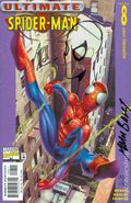 Ultimate Spider-Man (2000) 8DFREMARK