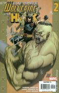 Ultimate Wolverine vs. Hulk (2006) 2A.DF.SIGNED