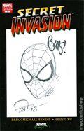 Secret Invasion (2008) 1B.SKETCH