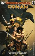 Wonder Woman/Conan HC (2018 DC/Dark Horse) 1-1ST