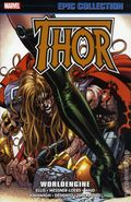 Thor Worldengine TPB (2018 Marvel) Epic Collection 1-1ST