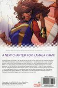 Ms. Marvel HC (2015-Present Marvel NOW) 4-1ST