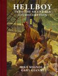 Hellboy Into the Silent Sea HC (2018 Flesk) Studio Edition 1-1ST