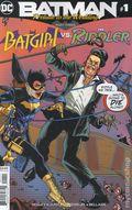 Batman Prelude to the Wedding Batgirl vs. Riddler (2018 DC) 1