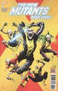 New Mutants Dead Souls (2018 Marvel) 4