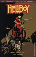 Hellboy The Complete Short Stories TPB (2018 Dark Horse) 1-1ST