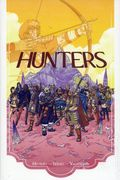 Hunters TPB (2018 Lion Forge) 1-1ST